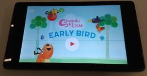 Schnaubi & Lisu Startbildschirm